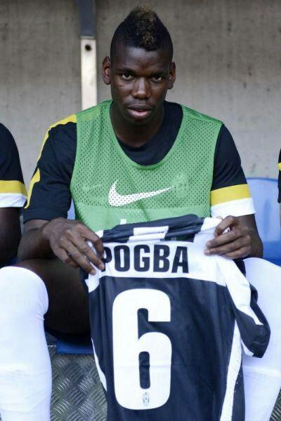 Pogba the future of Juventus FC.