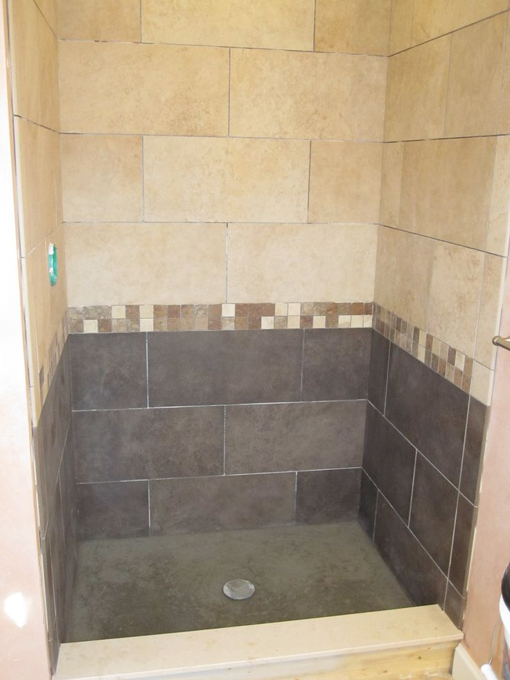 17 best images about shower stall on pinterest shower pan liner diy shower and tile Tile shower stalls