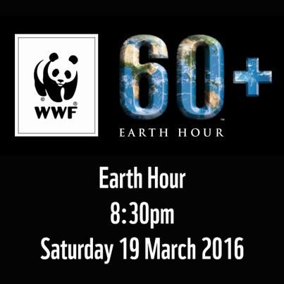 The Earth Hour 2016 Night Walk - Raising climate change awareness!