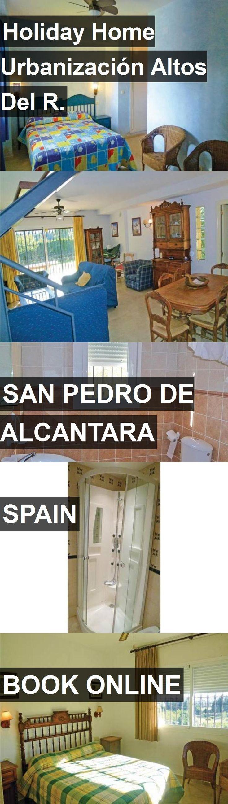 Hotel Holiday Home Urbanización Altos Del R. in San Pedro de Alcantara, Spain. For more information, photos, reviews and best prices please follow the link. #Spain #SanPedrodeAlcantara #HolidayHomeUrbanizaciónAltosDelR. #hotel #travel #vacation