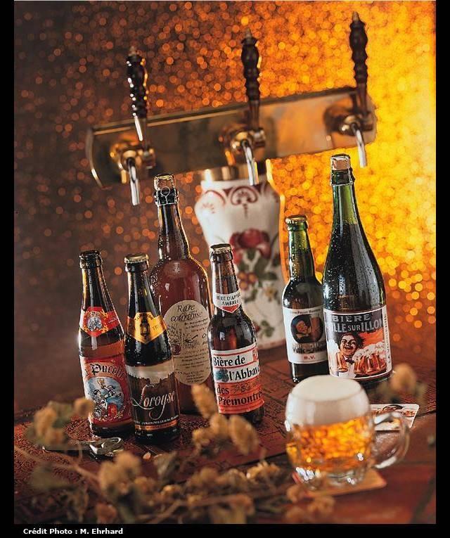 Bières de #Lorraine © M. Elrhard