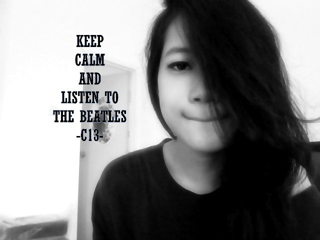 LISTEN TO THE BEATLES!