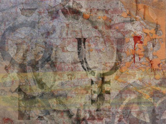 ... Muur op Pinterest - Hedendaagse kunst aan de muur, Kunstwerken en