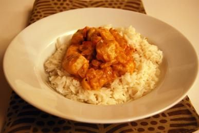 I got this recipe from the World Food Night page on the Refugee Action UK website. World Food night is a fundraising campaign, whereby you're encouraged to host a dinner on the 1st March 2014, coo...
