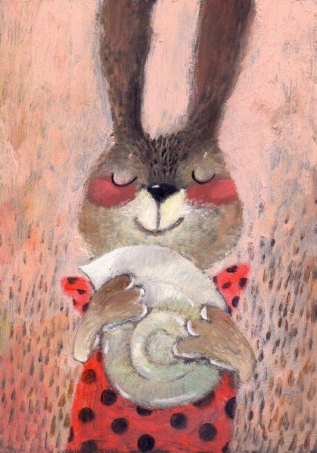 Диана Лапшина — московская художница, которая создает сказочные и добрые иллюстрации про милых зверят. Сама Диана о себе так и пишет — что она рисует сказки.