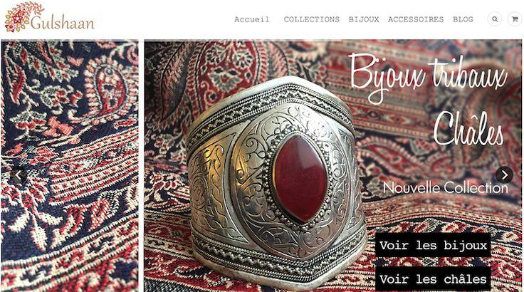 La e-boutique du week-end : Gulshaan, mode pakistanaise et entreprise sociale -