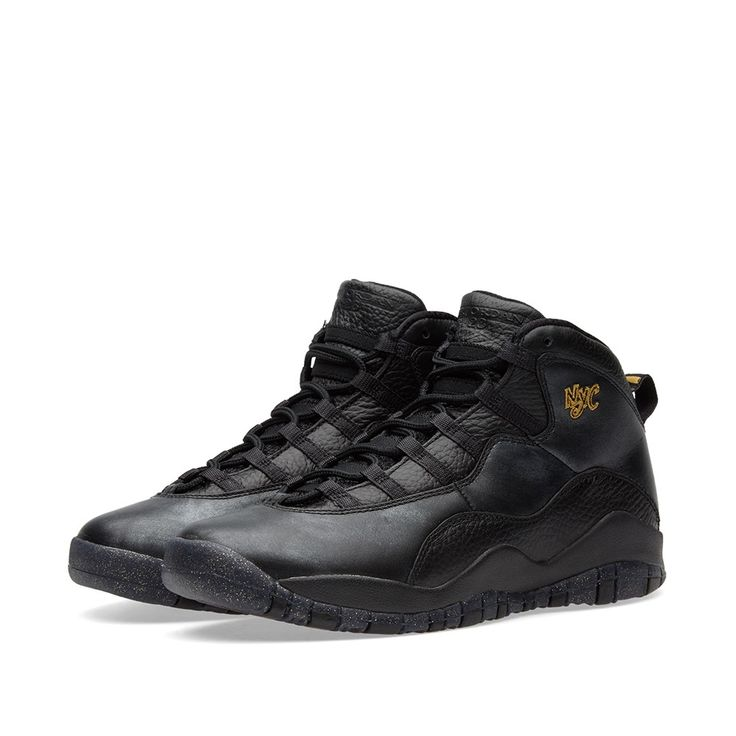 save off 920ea 39abb ... air jordan 10   Nike Air Jordan 10 Retro BG (Black, Dark Grey   AIR  JORDAN 9 ...