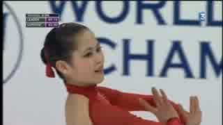 ≪フランス語≫宮原知子 2015 世界選手権 FS:ミス・サイゴン - ニコニコ動画:GINZA