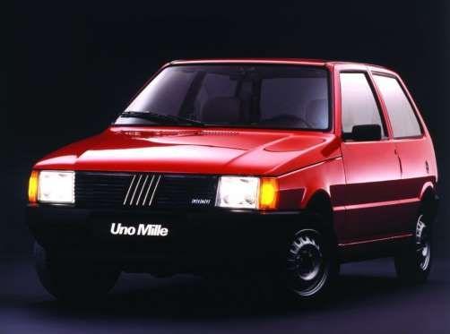 Mesmo os consumidores insistindo em chamá-lo de Uno, desde 1996 o compacto da Fiat havia mudado o no... - Foto: Divulgação