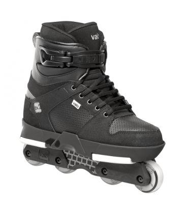 Black Aggressive Inline Skates
