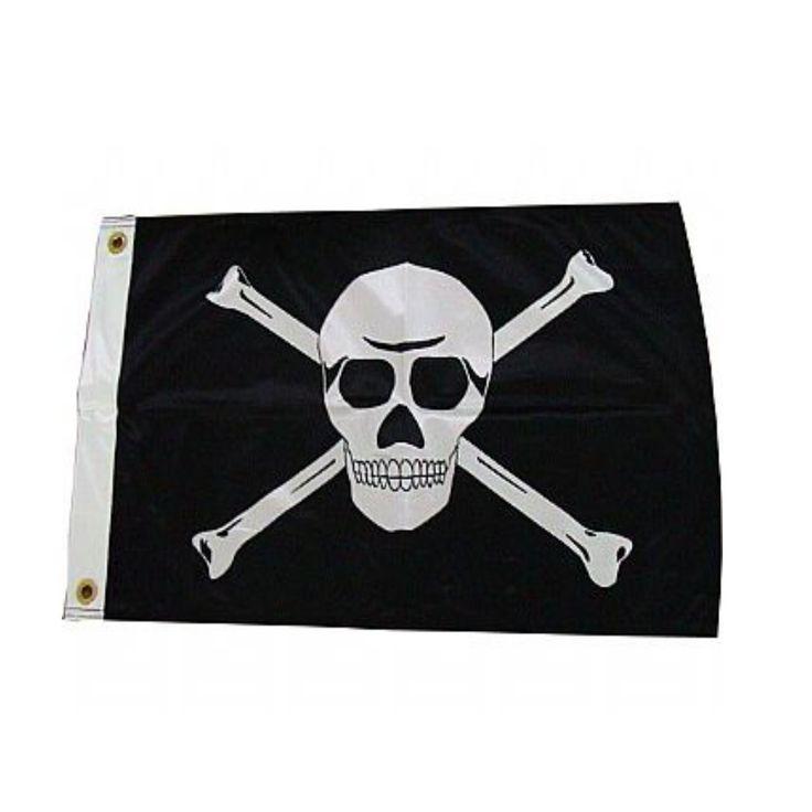 Bandeira do Pirata   Velamar Loja Náutica