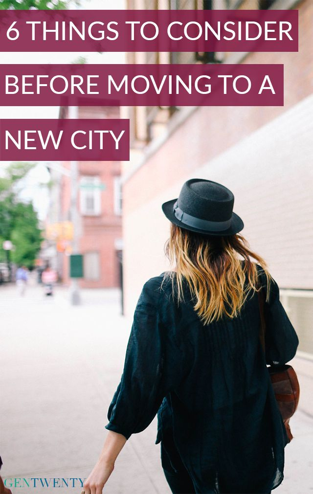 essays about moving to a new city Here are the 12 main reasons why people move to a new it's pretty common to relocate for a new job in another city or state, but landing a new job isn't the.