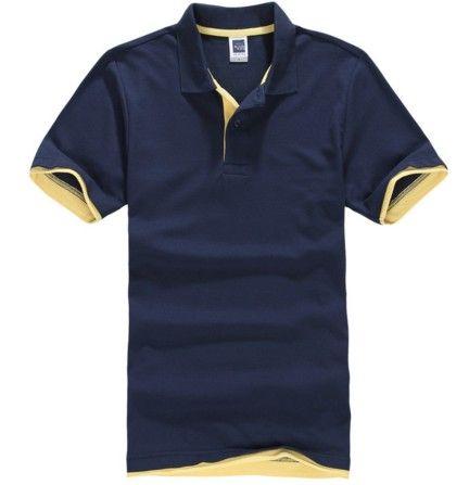 Pánské tričko s límečkem modro-žluté – pánská trička + POŠTOVNÉ ZDARMA Na tento produkt se vztahuje nejen zajímavá sleva, ale také poštovné zdarma! Využij této výhodné nabídky a ušetři na poštovném, stejně jako to udělalo …