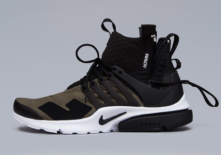 The ACRONYM Nike Presto Mid Collection dropped in Berlin this past Thursday but…