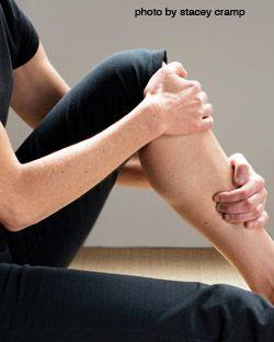 Self-Massage the Runner's Way | Runner's World & Running Times