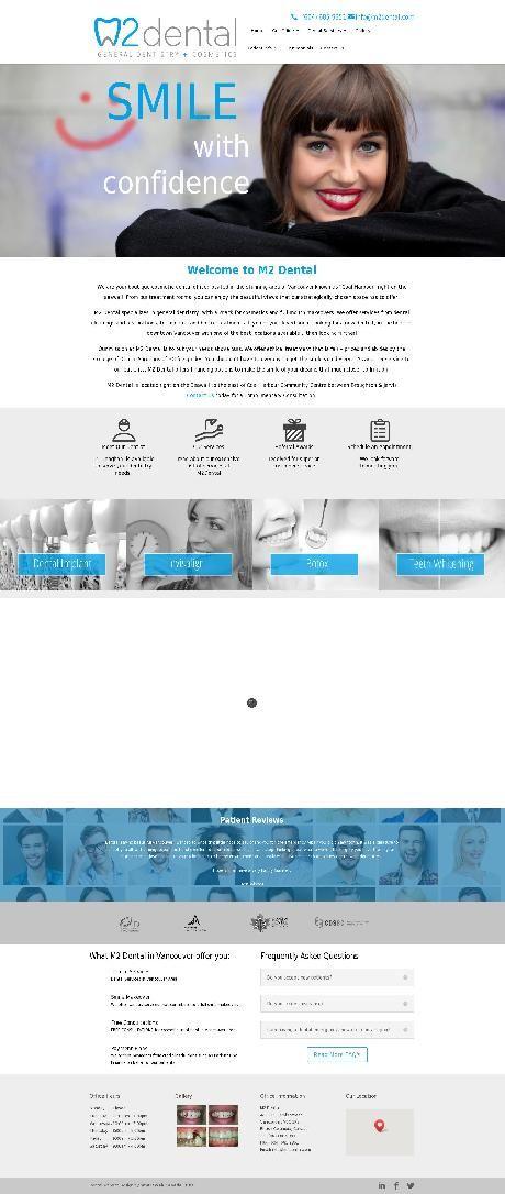 M2 dentale in Vancouver Seviews e reclami