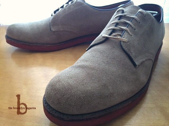 Cole Haan Oxfords, Men's, Suede Leather, Camel (size 12) by  TheBrooklynRagazza