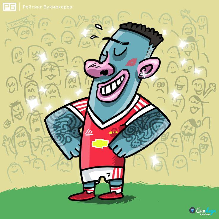 21-летний голландский полузащитник «Манчестер Юнайтед» Мемфис Депай блеснул индивидуальным мастерством в матче квалификационного раунда Лиги чемпионов против «Брюгге», оформив дубль и отдав голевую передачу. Манкунианцы выиграли со счетом 3:1, а Луи ван Гал был готов расцеловать героя матча.