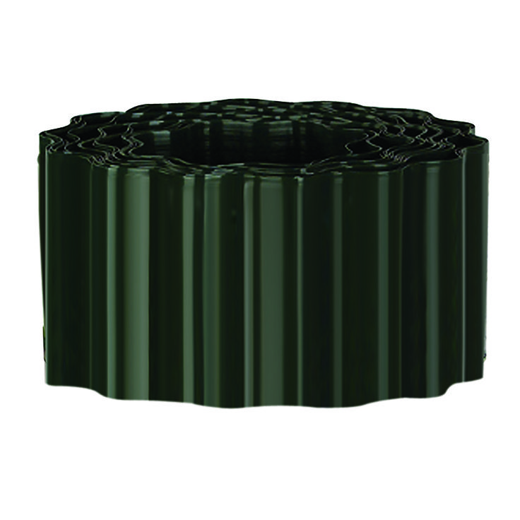 This Durable Plastic Lawn Edging Is A Rigid And Corrugated 400 x 300