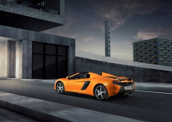 2015 McLaren 650S Spider release and design 600x426 2015 McLaren 650S Spider Review Details