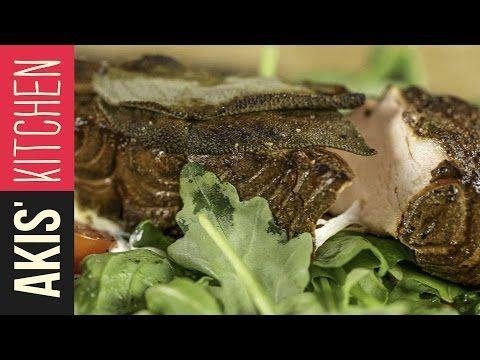 How to make homemade Smoked Salmon | Akis Kitchen - YouTube