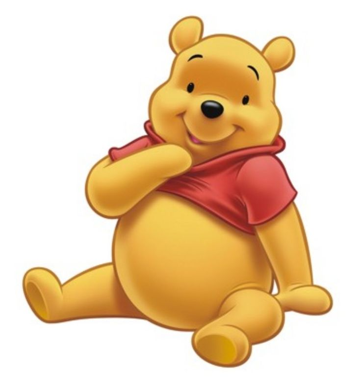 Winnie the Pooh (or Pooh for short) is the titular protagonist and media franchise based on the books by A.A. Milne. He is a golden colored honey bear who lives in the Hundred Acre Wood inside a tree. He has been voiced by Sterling Holloway, Hal Smith and Jim Cummings.