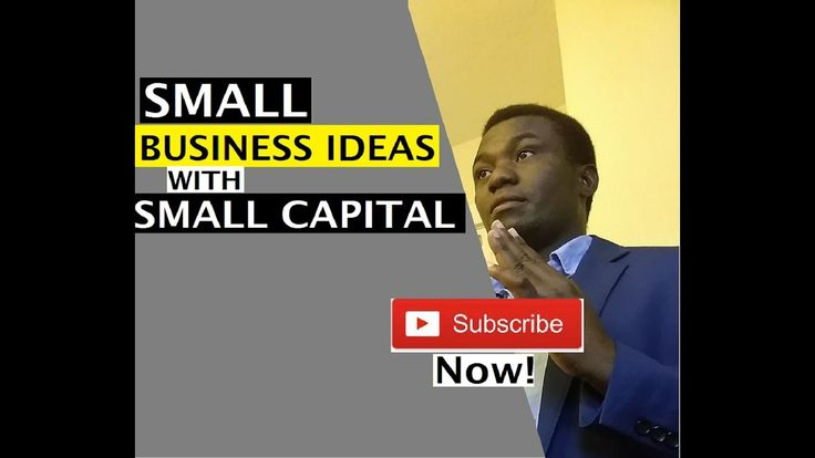 Small Business Ideas  with $150 Startup  Capital | Needs Low Investment ...