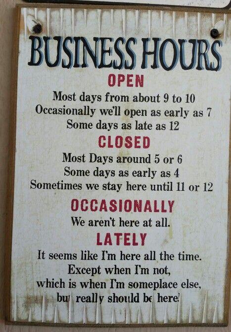 Funny Mechanic Shop Sign