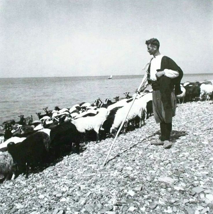 Spiros Meletzis, Samothrake
