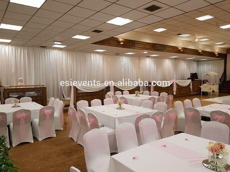 ESI 6m Wide X 3m High Wedding Backdrop Pipe And Drape