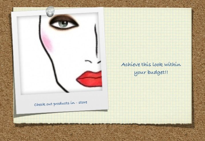 Achieve professional Makeup looks at home, without having to spend to much!