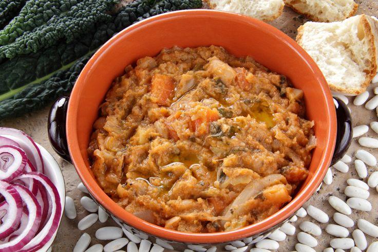 Come fare la ribollita, la zuppa toscana
