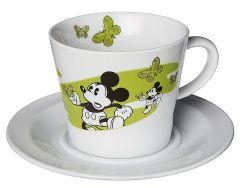 CRAZY DISNEY Cappuccino-Tassen-Set