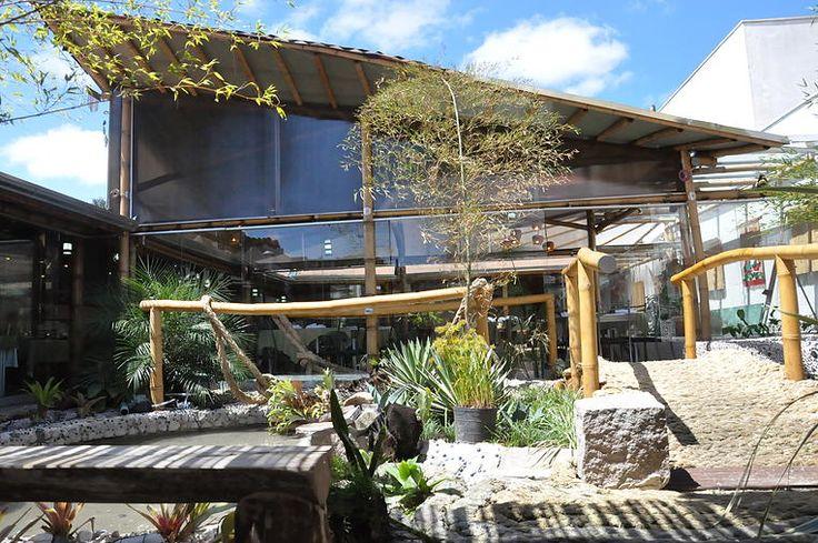 Restaurante Ópera de Bambu - Curiba -