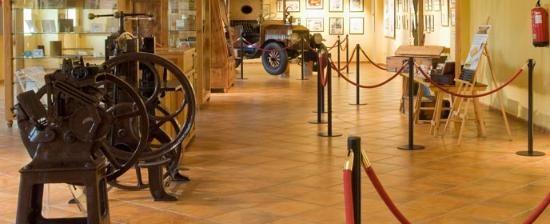 Museo del Turrón © Rafa Pérez y Otros. Patronato de Turismo de la Costa Blanca