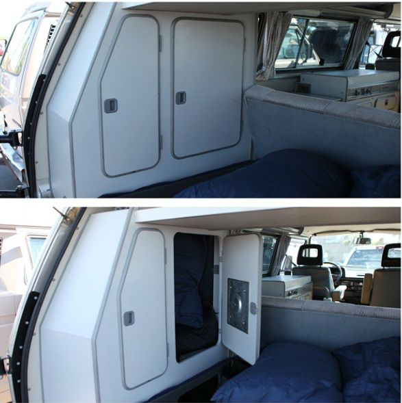 Custom Hacks, Modifications, and Customizations for the Volkswagen Vanagon Westy Camper, T3, Westfalia, Westy, Syncro, Transporter, Caravelle, Microbus
