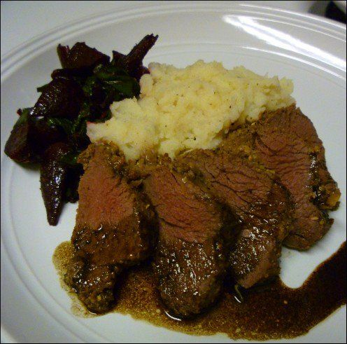 Treat the meat that you eat with the respect that it deserves! In this elk tenderloin recipe, discover exquisite, yet minimalist pairings that boost flavor!