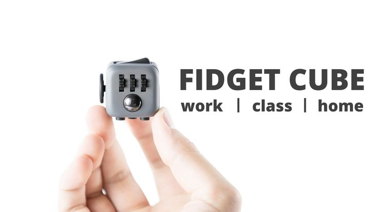 An unusually addicting, high-quality desk toy designed to help you focus. Fidget…