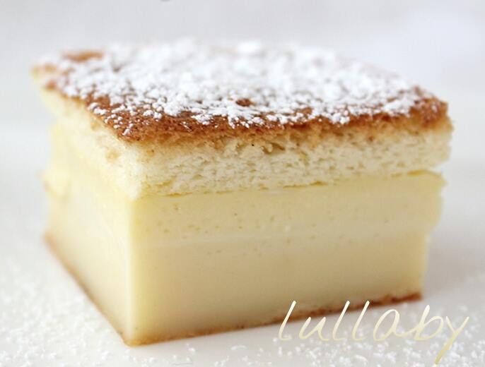 Sihirli Kek   Mutfak Sırları…