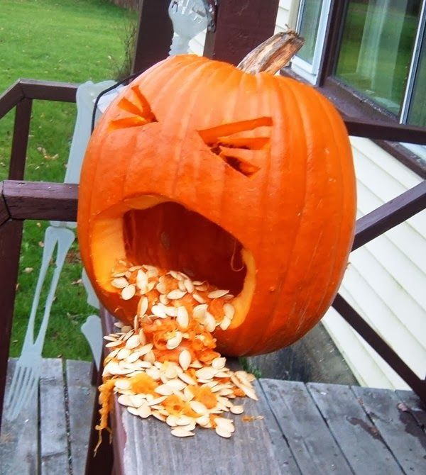 easy pumpkin carving ideas - Google Search