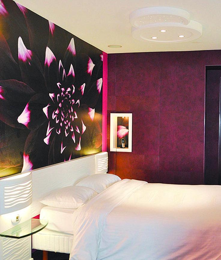 Les 12 meilleures images du tableau l 39 univers de la for Decoration chambres hotel