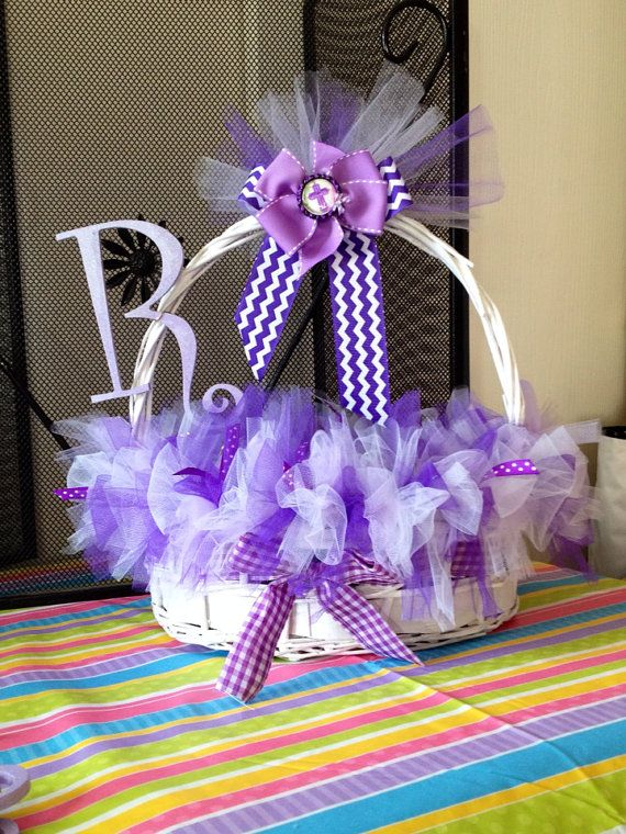 74 best easter images on pinterest easter baskets basket ideas tulle or feather easter baskets on etsy 2800 negle Images
