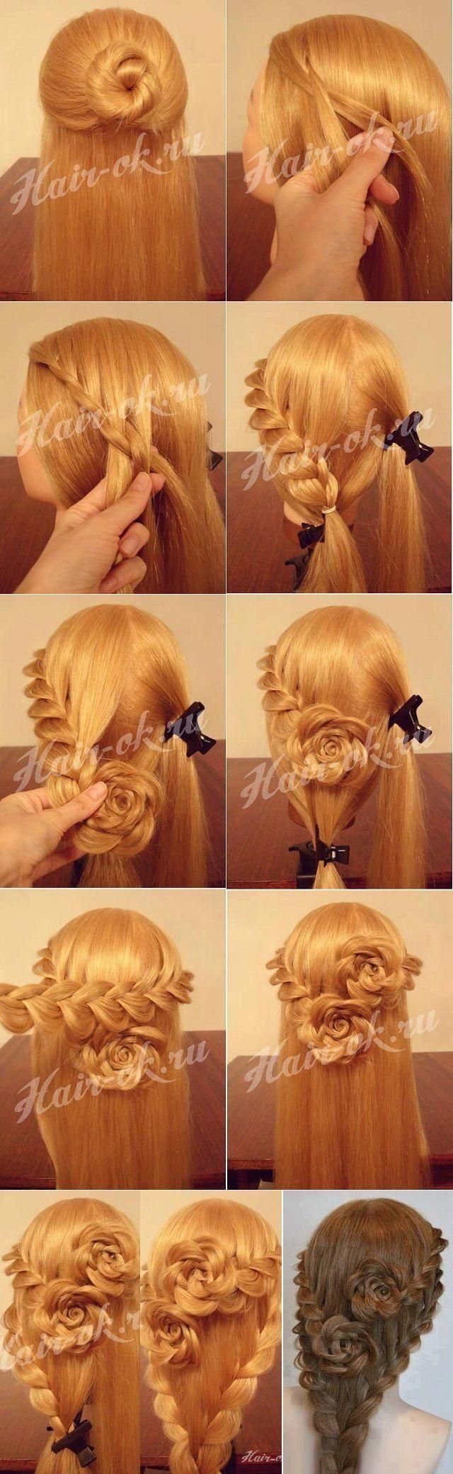 Wedding Hairstyles - Hair And Makeup And Pretty Things #1981629 - Weddbook