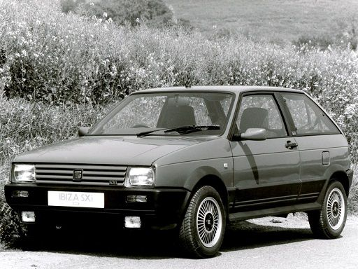 c.1989 SEAT IBIZA 1.5 SXi