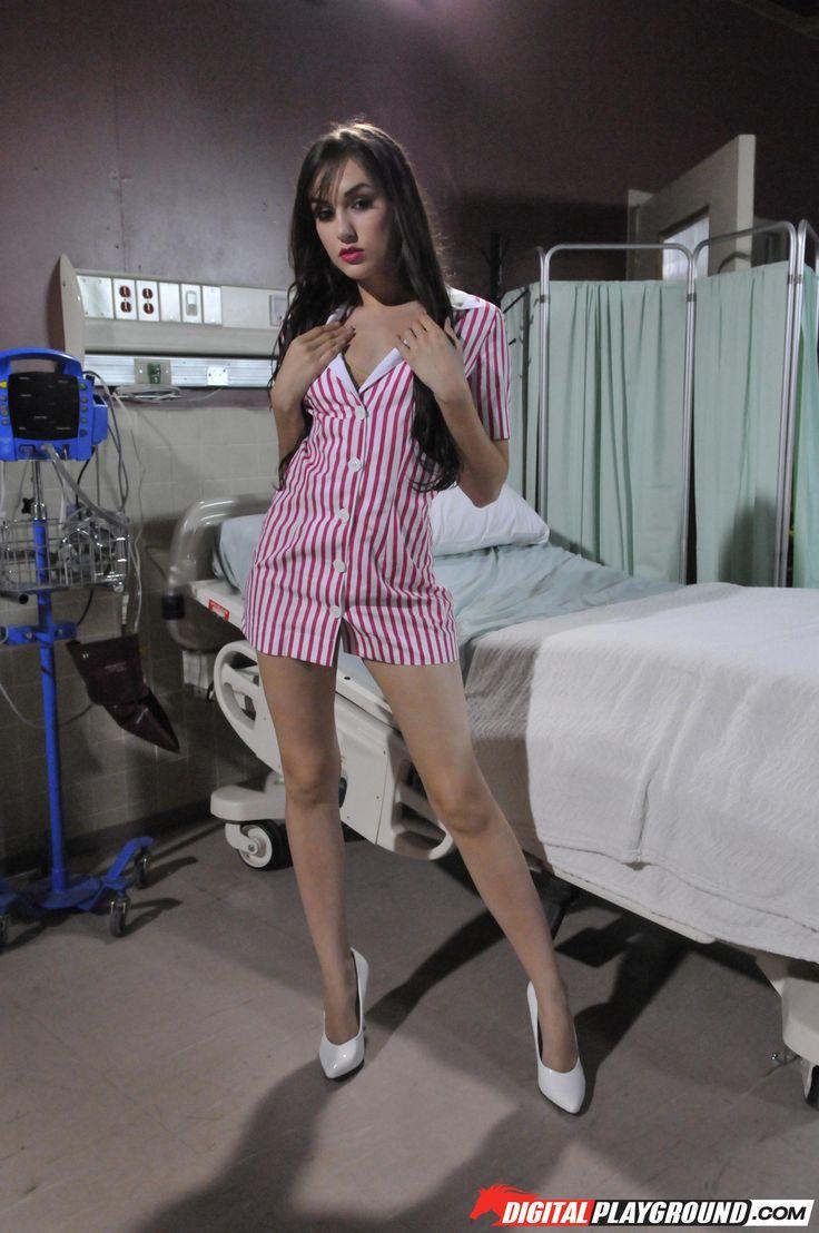 Sasha grey nurse