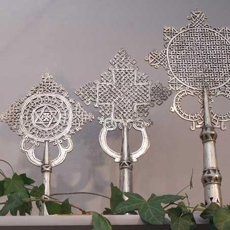Ethiopian crosses from the Indian Garden company