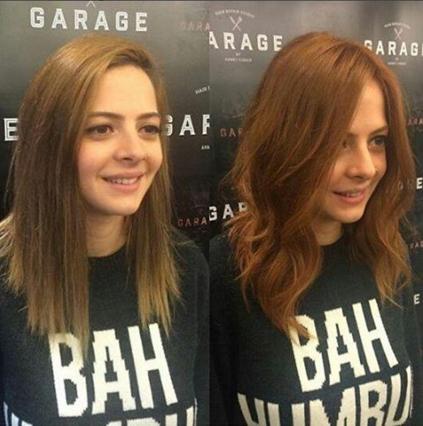 #beautiful #hairstyle #fashion #girl #lifestyle #life #likeforlike #pretty #love #hair #desertred #love #ahmetcobain #hair #hairstyle #fashion #style #haircolor #colored