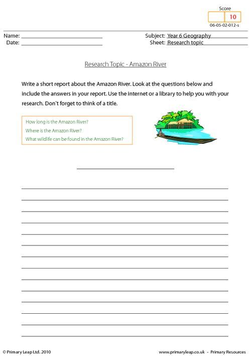 37 best Geography Printable Worksheets - Primary Leap images on ...