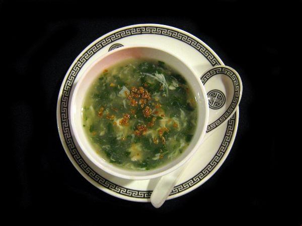 zupa warzywna - Odkwaszający wywar z warzyw