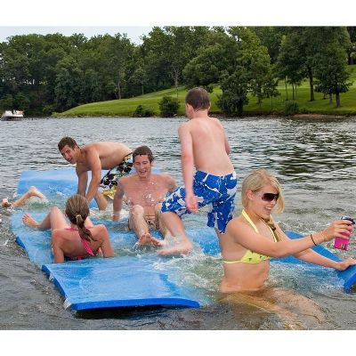 Check this out! WaterMat Original Floating Mat WM-WM | CozyDays Buy at http://www.cozydays.com/pool-beach/water-trampolines/watermat-original-floating-mat-3480.html?gclid=CNT2387P57wCFbQWMgodQ08AvQ